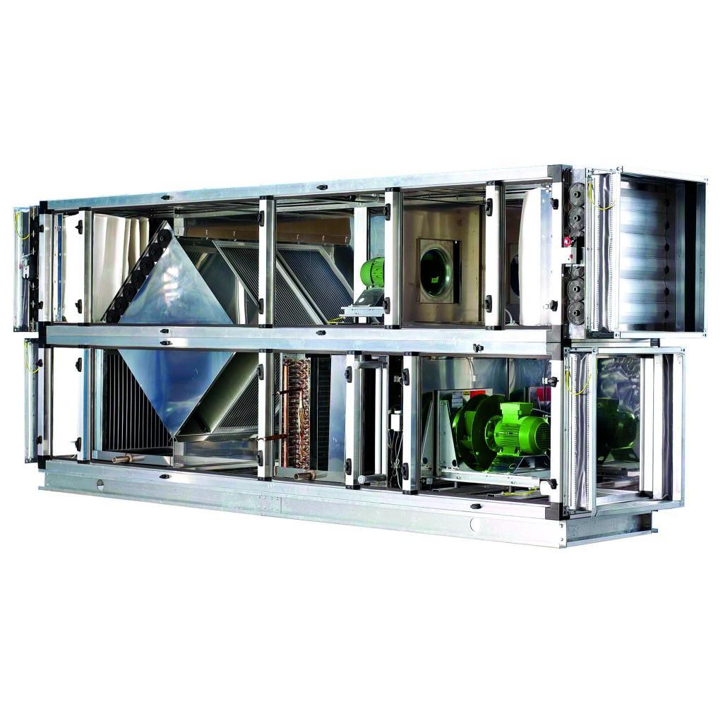 LS/LR  вентиляционные установки